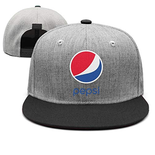 Summer Pepsi-Logo- Snapback Hat Designer mesh Cap