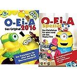 O-Ei-A Profi-Bundle - O-Ei-A 2016 und O-Ei-A Spezial (4. Auflage) im Doppelpack
