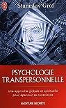 Psychologie transpersonnelle par Grof
