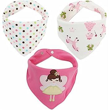935527b95f7e Bebedou cute Angel Pink 3 PACK GIRLS Super Absorbent Pure Cotton ...