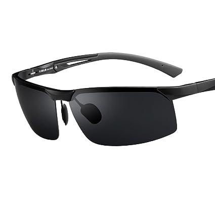 Gafas de sol Hombre gafas de sol polarizadas gafas de sol / marea personas conducción especial
