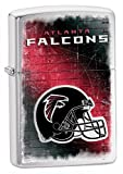 Personalized NFL Atlanta Falcons Zippo Lighter - Free Engraving