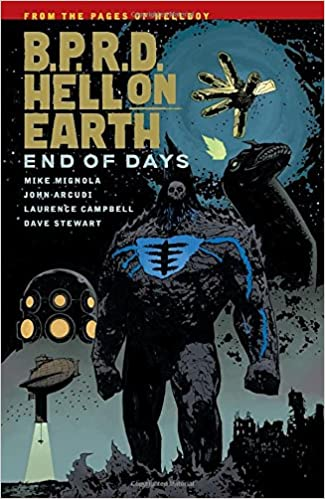Bprd Hell On Earth 13 End Of Days