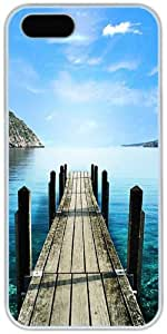 Road to Lake Retro For SamSung Galaxy S3 Phone Case Cover Hard Shell White Cover Cases by iCustomonline