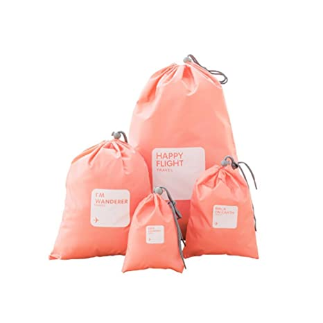 Pengyu Bolsas de almacenamiento impermeables para ropa ...
