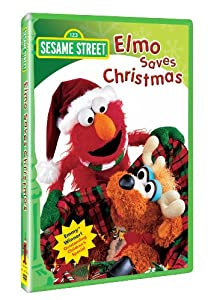 Elmo Saves Christmas from Sesame Street