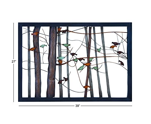 Deco 79 93744 Metal Wall Decor by Deco 79 (Image #2)