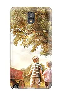 Tpu Fashionable Design Artistic Rugged Case Cover For Galaxy Note 3 New
