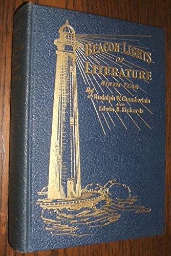Beacon lights of literature: Ninth year