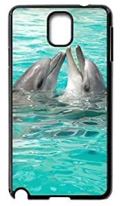 Cool Dolphins Back Case Hard Durable Samsung Galaxy Note3 N9000 Case