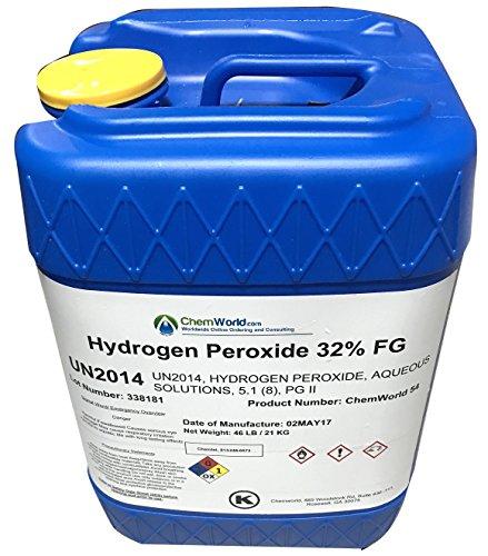 5 gallon hydrogen peroxide - 1