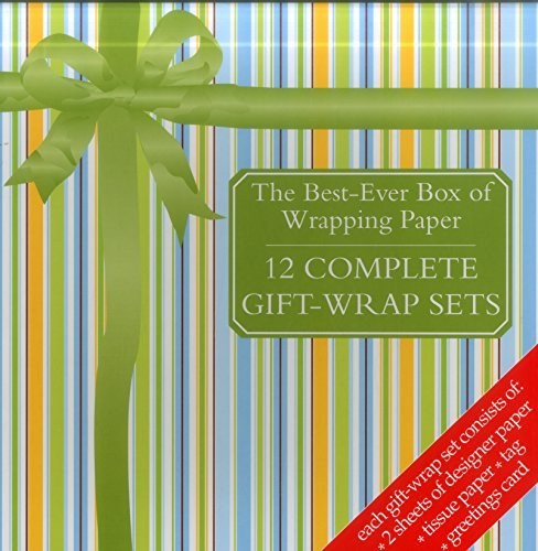 Best-Ever Box of Wrapping Paper: 12 Complete Gift-Wrap Sets