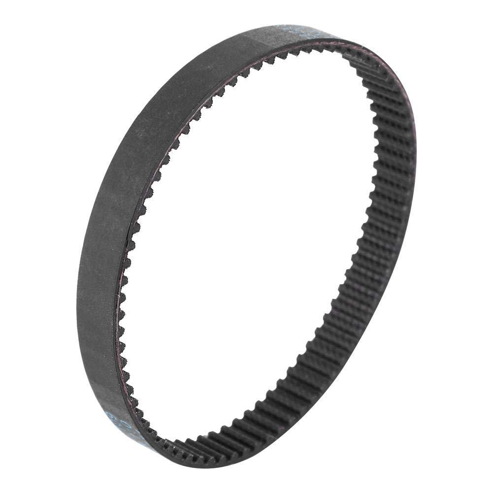 correa dentada circular de goma Correa de anillo de m/áquina 228 * 9 Correa dentada de goma HTD3M correa dentada industrial para transmisi/ón de m/áquina de corte por
