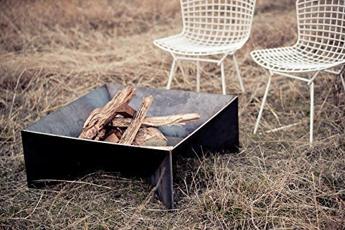 Image Unavailable - Amazon.com: The Fin Fire Pit: Handmade