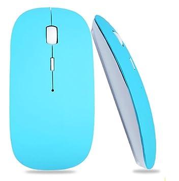 GZD Accesorios para computadora de mouse2.4G RatóN ...