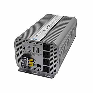 AIMS Power 5000 Watt 12VDC Power Inverter