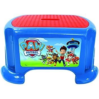Amazon Com Paw Patrol Step Stool Toy Toys Amp Games