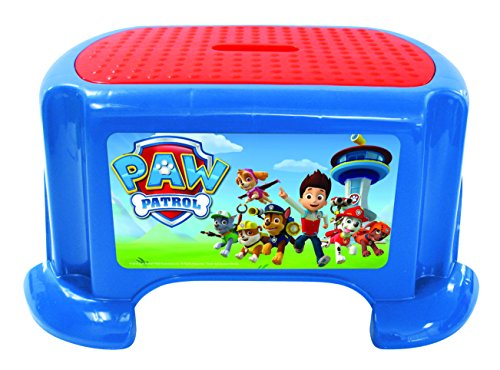 Paw Patrol Step Stool Toy by Paw Patrol