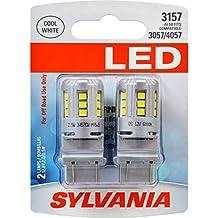 SYLVANIA 3157 White LED Bulb (Pack of 2)
