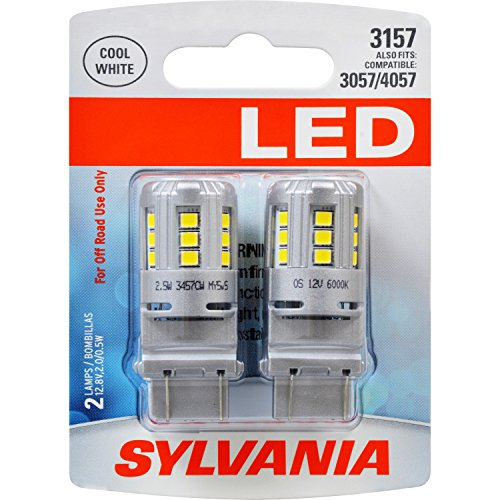 SYLVANIA 3157 White Contains Bulbs product image