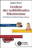 img - for Lexikon der verbl ffenden Erkenntnisse: Nie Geh rtes aus Medizin, Biologie und Sport (German Edition) book / textbook / text book