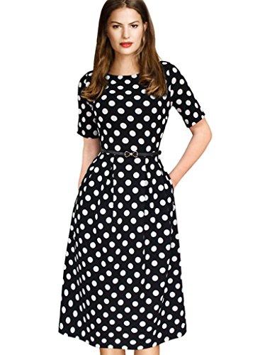 Buy below the knee length bodycon dresses - 3