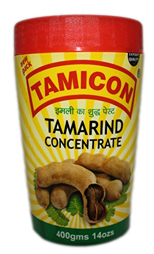 Tamicon Tamarind Concentrate 400 Grams (14 Ounces) - Tamicon Tamarind Paste