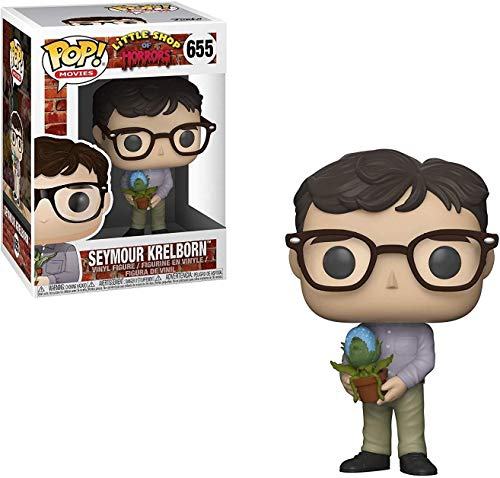 Funko Little Shop of Horrors - Figura de Vinilo Seymour Krelborn
