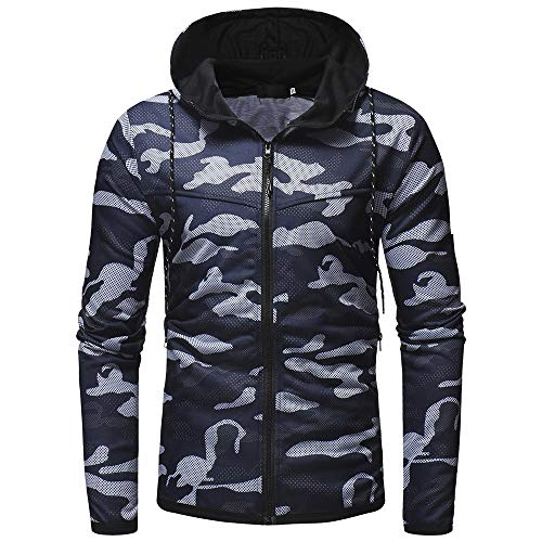 Sweatshirt New Top Autumn Print Sleeve Men's Navy Classic 2018 Long PASATO Hot Winter Blouse Sale Camouflage Hoodie wxEzqEC7t