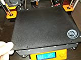 Prusa i3 Mk3 Mk2.5 Double-Sided Pei Textured Powder-Coated buildplate Spring Steel Sheet Heat Bed Platform 3D Printer Printing V2 Version 2