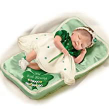 Baby Doll: Wee Irish Blessings Personalized Baby Doll by The Bradford Exchange