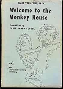 welcome to the monkey house This morning's nroriginals e-mail (subscribe here) includes a short story by the left-wing author kurt vonnegut except that harrison bergeron is one of the most conservative short stories.