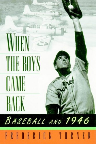 When the Boys Came Back: Baseball and 1946 by Blackstone Audiobooks, Inc.