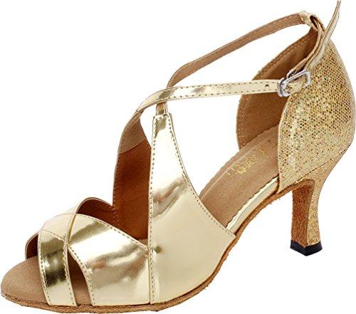CFP - Jazz & Modern mujer Dorado - dorado