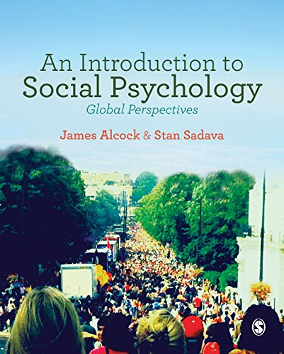 An Introduction to Social Psychology: Global Perspectives Pdf