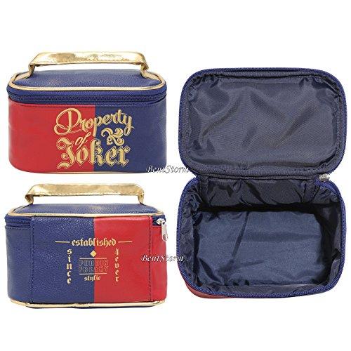 Harley Quinn Makeup Bag - 6