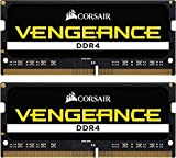 Corsair Vengeance Performance Memory Kit Unbuffered SODIMM 32 DDR4 3000 MT/s DRAM CMSX32GX4M2A3000C16