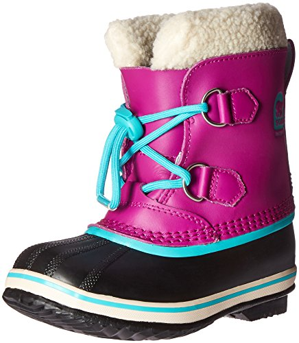 Sorel Childrens Yoot Pac TP-K Snow Boot, Purple, 11 M US Little Kid