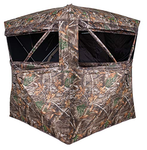 Summit Viper 4-Person Ground Blind - Realtree Edge from Summit Treestands