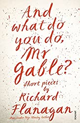 And What Do You Do, Mr Gable?