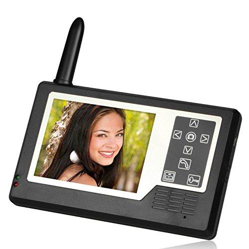 Ennio 3.5'' TFT Color Display Wireless Video Intercom Doorbell Door Phone Intercom System