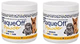 (2 Pack) Proden PlaqueOff Dental Care for Dogs and Cats, 420gm/14.8oz Each