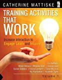 img - for Training Activities That Work Volume 1 book / textbook / text book