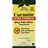 Terry Naturally Curamin Extra Strength, 120 Tabs (2 Pack)
