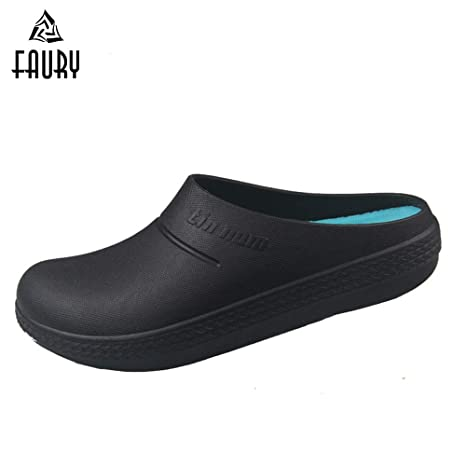 Men Business Office Casual Shoes Restaurant Cook Slip Resistant Work Shoes New