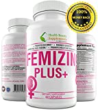 * FEMIZIN PLUS+ * Female Libido Enhancement – Female Sex Drive – Supports – Female Hormone Balance – Premium – Female Libido Enhancer,Female Libido Enhancement For A Boost In Sex Drive