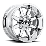 Fuel Offroad Maverick Wheel with Machined Finish (2010''/8170mm -24mm Offset)