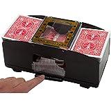 Automatic Card Shuffler For Poker/Casino Games (Plastic; 2-Decks)