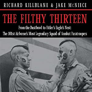 The Filthy Thirteen Hörbuch