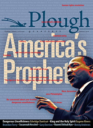 Plough Quarterly No. 16 - America's Prophet, used for sale  Delivered anywhere in USA